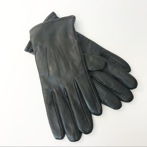 MICHAEL Michael Kors Classic Leather Gloves